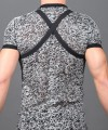 Hardware D-Ring Burnout Harness Tee Thumbnail 7