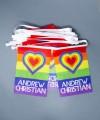 Pride Heart Flag String Banner Thumbnail 3