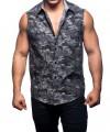 City Camo Sleeveless Shirt Thumbnail 1