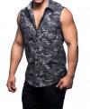 City Camo Sleeveless Shirt Thumbnail 2