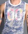 Summer Burnout Gym Tank Thumbnail 6