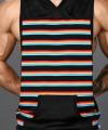 California Stripe Venice Mesh Gym Tank Thumbnail 7
