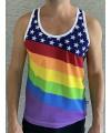 Star Pride Mesh Tank Thumbnail 4