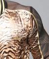 Plush Tiger Net Track Jacket Thumbnail 7