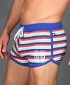 69 Madison Stripe Jogger Shorts Thumbnail 6