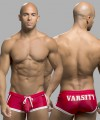 Athletic Varsity Trunk Andrew Christian Designer Mens Swimwear