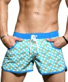 Pride Rainbow Swim Shorts Thumbnail 5