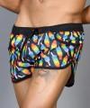 Popsicle Pride Swim Shorts Thumbnail 6