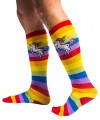 Unicorn Rainbow Socks Thumbnail 2