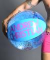 "24"" Glitter Beach Ball  Thumbnail 1"