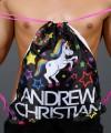 Disco Star Unicorn Backpack Thumbnail 3
