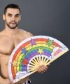 """Large Pride Thunder Clap Fan (25"""") Thumbnail 1"""