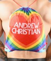 Pride Heart Rainbow Backpack Thumbnail 1