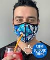 Safer Outdoor Dining Shockwave Mask Thumbnail 3