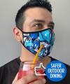 Safer Outdoor Dining Shockwave Mask Thumbnail 2