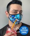 Safer Outdoor Dining Shockwave Mask Thumbnail 1