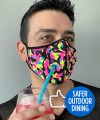 Safer Outdoor Dining Fierce Mask Thumbnail 1