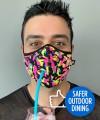 Safer Outdoor Dining Fierce Mask Thumbnail 3