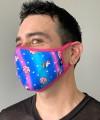 Candy Unicorn Glam Mask Thumbnail 3