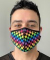 Pride Checker Glam Mask Thumbnail 1
