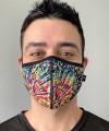 Pride Kaleidoscope Glam Mask Thumbnail 1