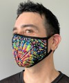 Pride Kaleidoscope Glam Mask Thumbnail 3