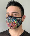 Pride Kaleidoscope Glam Mask Thumbnail 2
