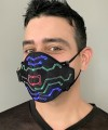 Sound Activated LED Mask Thumbnail 2