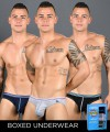 Boy Brief Superhero 3-Pack w/ Almost Naked Thumbnail 1