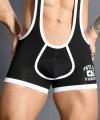 Phys. Ed. Wrestler Singlet w/ Almost Naked Thumbnail 6