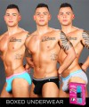 Boy Brief Unicorn 3-Pack w/ Almost Naked Thumbnail 1