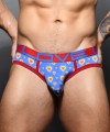 Love Pride Hearts Brief w/ Almost Naked Thumbnail 6