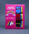 Boy Brief Unicorn 3-Pack w/ Almost Naked Thumbnail 2