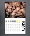 2020 Pits & Pubes 12-Month Calendar Thumbnail 10