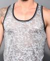 Vibe Burnout Gym Tank Thumbnail 6