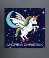 Flying Unicorn Sticker Thumbnail 1