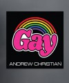 Gay Rainbow Sticker Thumbnail 1