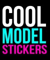 20 Hot Andrew Christian Trophy Boy Model Stickers  Thumbnail 1