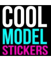 20 Hot Andrew Christian Trophy Boy Model Stickers  Thumbnail 2