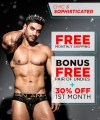 Chic & Sophisticated Curated Underwear Club with FREE SHIPPING Thumbnail 2