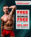 Chic & Sophisticated Curated Underwear Club with FREE SHIPPING Thumbnail 1