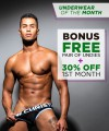 Underwear Of The Month Club Subscription Thumbnail 2