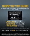 Trophy Boy VIP Cards COMING SOON! (Text SEXY To 71411 For Updates) Thumbnail 2