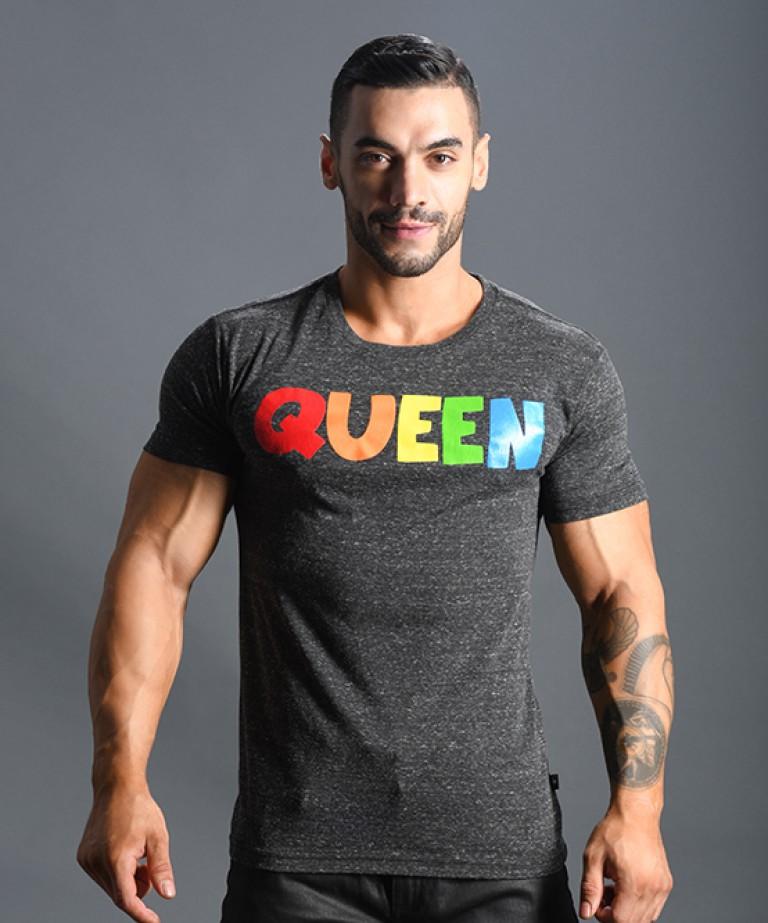 Rainbow Queen Tee