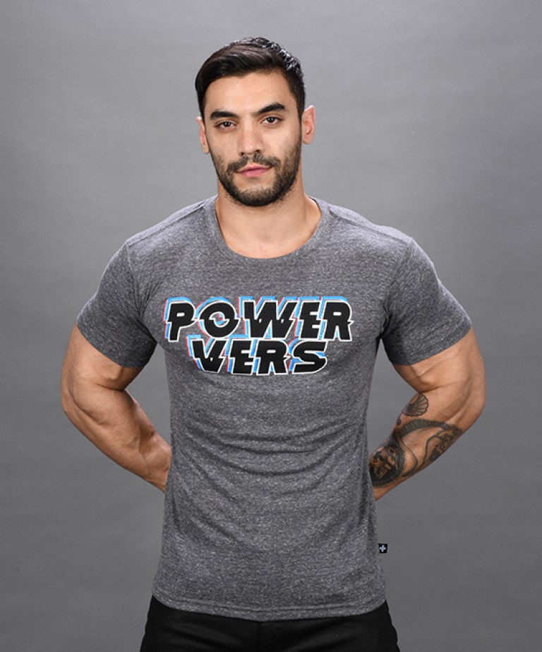 Power Vers Tee