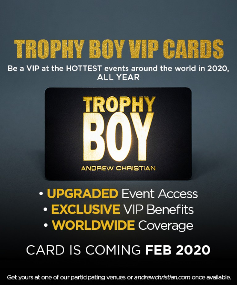 Trophy Boy VIP Cards (Coming Soon, Not Available For Purchase YET)