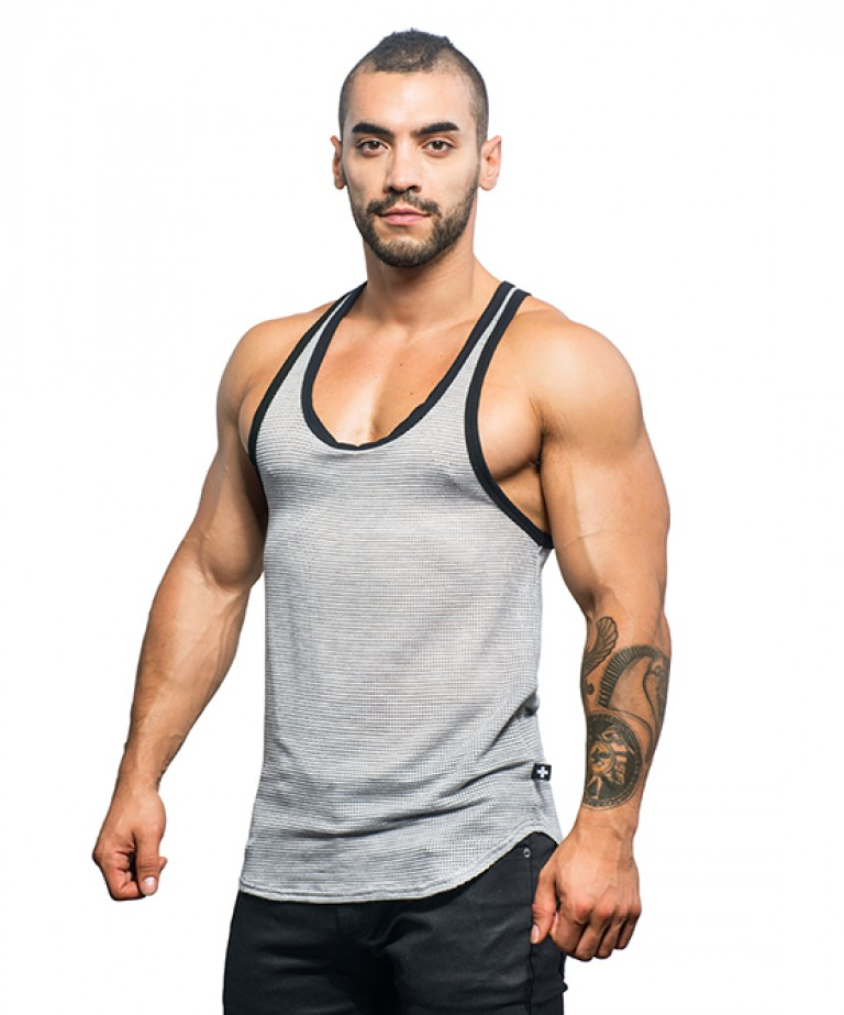 Athletic Mesh Tank