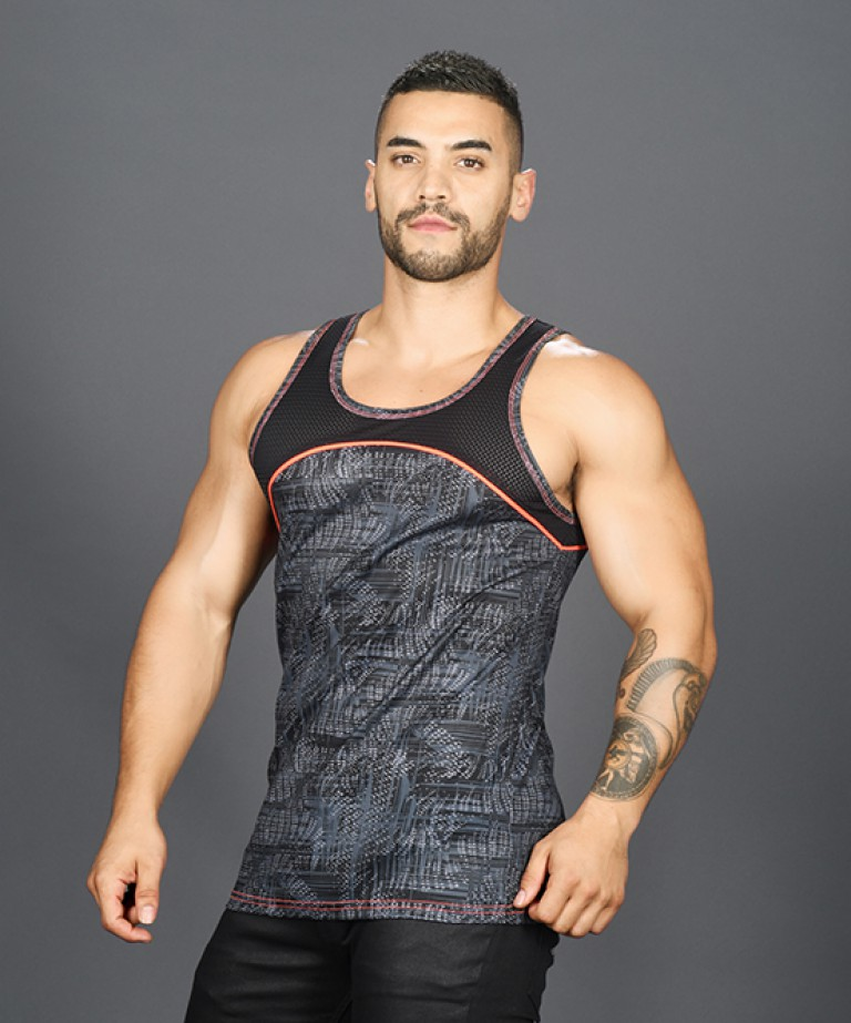 0315e7183365c5 Designer Mens Tank Tops Workout Apparel