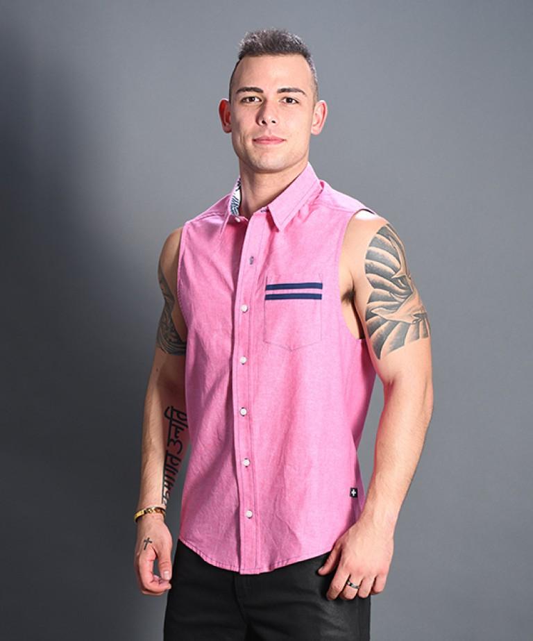 Resort Sleeveless Shirt