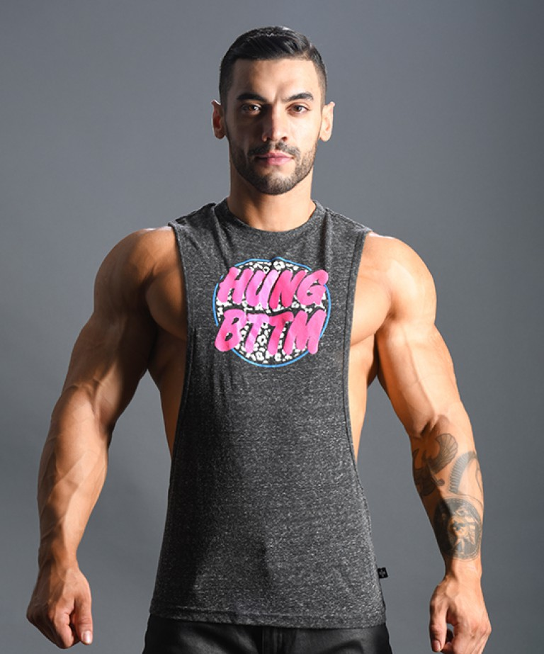 Hung BTTM Gym Tank